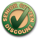 Senior discount at Triple J RV Campground